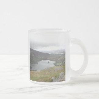 Lago Glanmore del paso Irlanda de Healy Taza