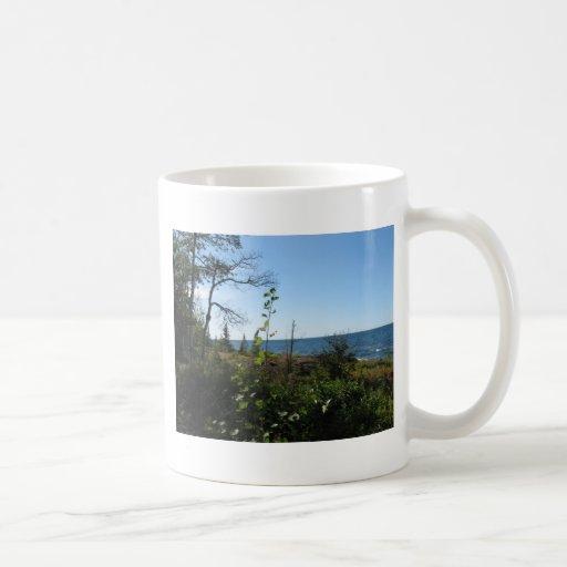 lago grande taza de café