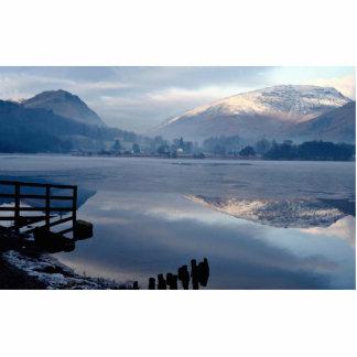 Lago Grasmere distrito del lago Inglaterra Esculturas Fotográficas