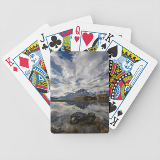 Lago Grey. Cordillera del Paine 2 Bicycle Playing Cards