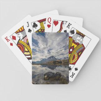 Lago Grey. Cordillera del Paine 2 Poker Cards