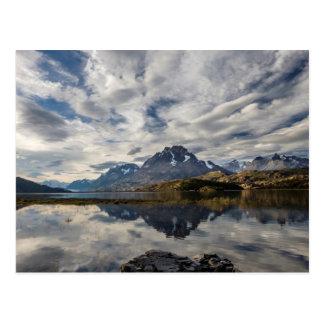 Lago Grey. Cordillera del Paine 2 Postcard