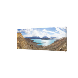 Lago Guillermo & Upsala Glacier Canvas Print