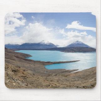 Lago Guillermo y glaciar de Upsala Tapete De Ratón