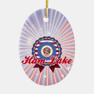 Lago ham, manganeso ornamentos para reyes magos
