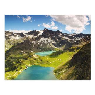 Lago hermoso italy Agnel Postales