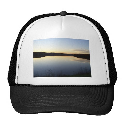 Lago Highlandtown en Ohio Gorra