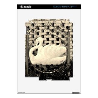 Lago histórico Morton iPad 3 Pegatina Skin