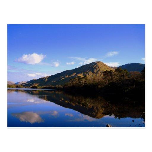 Lago III Kylemore Tarjetas Postales