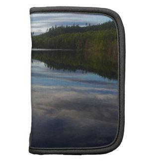 Lago imponente sueco planificadores