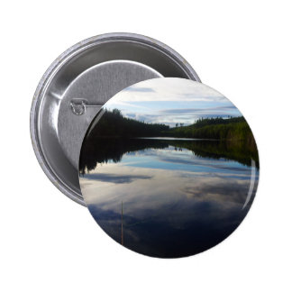 Lago imponente sueco pins