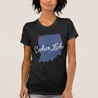 Lago Indiana cedar EN camisa