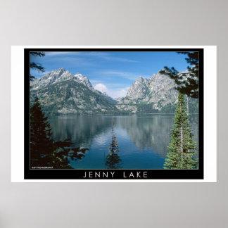 Lago jenny poster