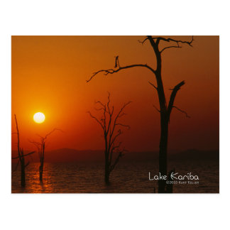 Lago Kariba Tarjetas Postales