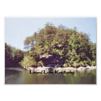 Lago Kentucky laurel Arte Fotografico