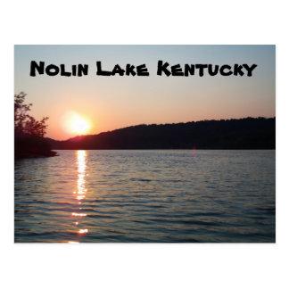 Lago Kentucky Nolin Postales