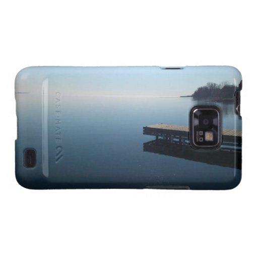 Lago kingston, Ontario.  Foto hermosa del lago… Funda Galaxy S2