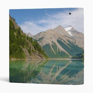 "Lago Kinney y soporte cercano Robson de Whitehorn Carpeta 1"""