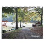 Lago Lanier, arcilla de M'ville VA… Angela del CAL Calendarios