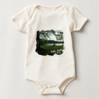 Lago Leota Evansville Wisconsin Mameluco De Bebé