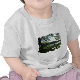 Lago Leota Evansville Wisconsin Camisetas