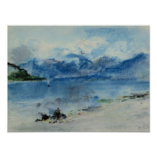 Lago Maggiore Póster