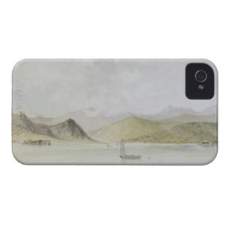 Lago Maggiore (w/c, pen, ink and graphite on paper iPhone 4 Cover