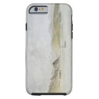 Lago Maggiore (w/c, pluma, tinta y grafito en el Funda De iPhone 6 Tough