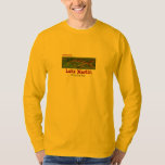 Lago Martin, Alabama t-shirt de los pescados Poleras