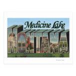 Lago medicine, Montana Postal