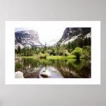 Lago mirror de Yosemite Impresiones