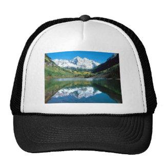 Lago mirror gorras