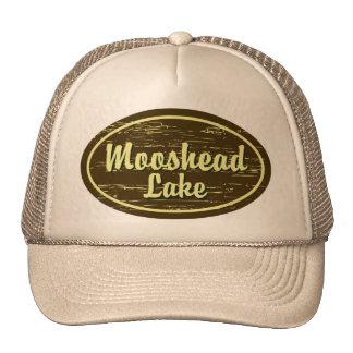 Lago Moosehead Gorros Bordados