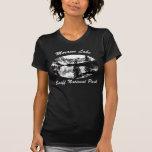 Lago moraine camisetas