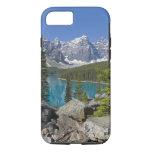 Lago moraine, canadiense Rockies, Alberta, Canadá Funda iPhone 7