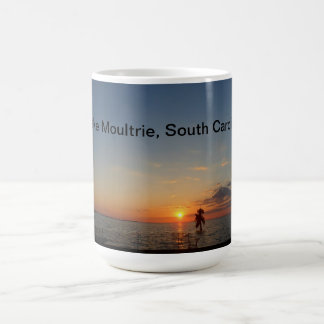 Lago Moultrie, taza de Carolina del Sur