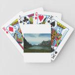 Lago mountain cartas de juego