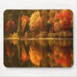 Lago Mousepad autumn Alfombrilla De Raton