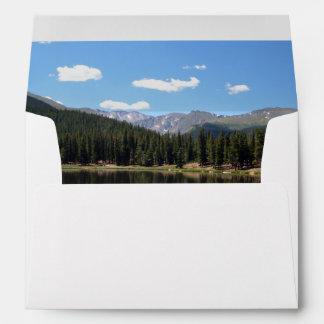 Lago Mt Evans Colorado echo Sobres