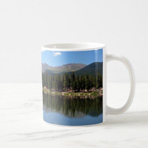 Lago Mt Evans Colorado echo Taza