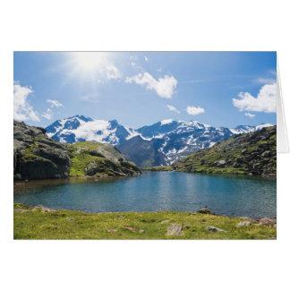 Lago Nero Card