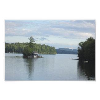 Lago Newfound Fotos