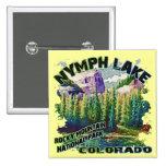 Lago nymph, Parque Nacional de las Montañas Rocosa Pin