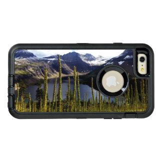 Lago ocultado park nacional de Glaicer Funda OtterBox Defender Para iPhone 6 Plus