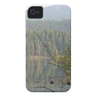 Lago Odell, Oregon iPhone 4 Case-Mate Funda