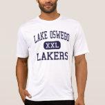 Lago Oswego - Lakers - altos - lago Oswego Oregon Camiseta