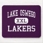 Lago Oswego - Lakers - altos - lago Oswego Oregon Tapetes De Ratón