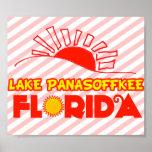 Lago Panasoffkee, la Florida Impresiones