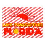 Lago Panasoffkee, la Florida Tarjetas Postales