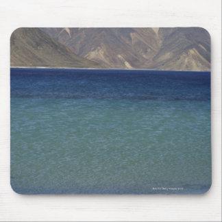 Lago Pangong, Ladakh, la India Alfombrilla De Raton